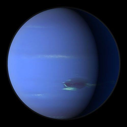 Surface Features of Uranus Planet Uranus Outer