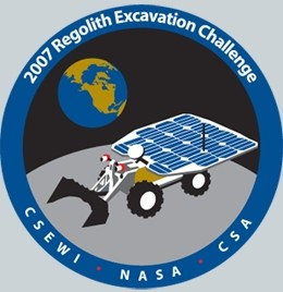 2007 Regolith Excavation Centennial Challenge (www.californiaspaceauthority.org)